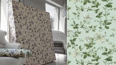 Tapeter från Cole and son. Pris ca 900kr rulle. Banbury PLUMBAGO Print  Wallpaper c8a5a09ce4