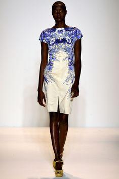 Lela Rose Spring 2013 Ready-to-Wear Fashion Show