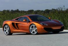 The Top Ten Fastest Cars in Production - 6. McLaren MP4-12C.