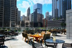 100-plus Chicago patios and rooftops for summer eating and drinking - Chicago Tribune