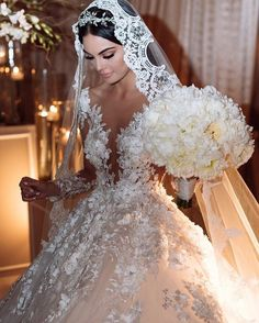 """2,747 Likes, 19 Comments - The Brides Style (@brides_style) on Instagram: """"Gorgeous 