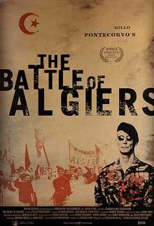 Posteritati: BATTLE OF ALGIERS, THE (Battaglia di Algeri, La) R2003 U.S. 1 Sheet (27x41)