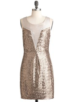 Shimmer dress - for the holidays #newyears #dress