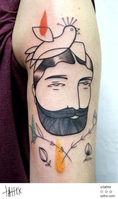 Lionel Fahy - @outofsteptattoo tatouages france tatoueur illustration primitivism sketch drawing artist | tattrx tattoo directory tattoos, tatouages, tätowierungen, татуировки, татуювання, tatuajes, tatuagens, tetovaže, tatuaggio, タトゥー, 入れ墨, 纹身, tatuaże, dövme, tetování, קעקועים ,الوشم, tatau, tatuoinnit, Hình xăm, tattoo art, tattrx, tetování, tetoválás, tatuiruotės