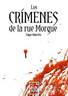 Los crímenes de la rue Morgue. Autor: Edgar Allan Poe. Edgar Allan Poe, Movies, Movie Posters, Classic Books, Crime, Author, Edgar Allen Poe, Films, Film Poster