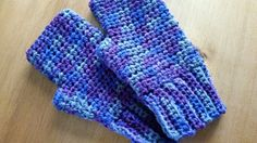 Gloves Fingerless Crocheted Ladies Handmade by softtotouch on Etsy