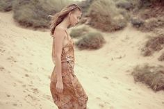 Eco friendly fashion by Eleanor Dorrien Smith