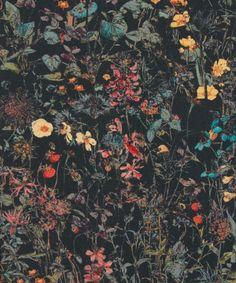 Liberty Art Fabrics Wild Flowers Tana Lawn Cotton | Fabric | Liberty.co.uk