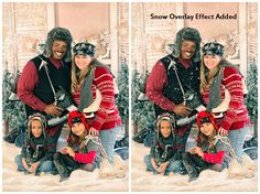 Snow Effects/MOMPix/Fauquier Fotos   Warrenton, VA   Our Studio supplies the Coordinating Boutique Clothing for your Portraits!/Posts