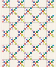 Country Lanes quilt