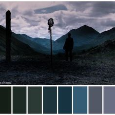 Movie Color Palette, Colour Pallette, Valhalla Rising, Cinema Colours, Color Script, Design Palette, Cinematography, Storytelling, Photo And Video