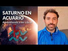 Aprendiendo a ser Libres - Saturno en Acuario - Astrología Psicológica - YouTube Aqua, Youtube, Aquarium, Water, Youtubers, Youtube Movies