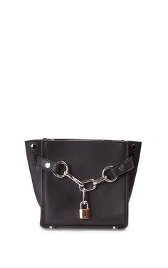ALEXANDER WANG - Attica Mini Chain leather crossbody bag Leather Chain 8acc16834c7