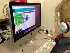 Student of all ages love learning to code at JM!