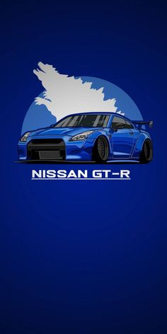 Nissan GTR  wallpaper by IandhAjja - d7bb - Free on ZEDGE™