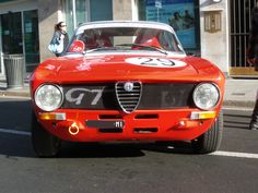 "Description "" 11 - ITALY - Alfa Romeo Junior 1300 GT in Milan.JPG"