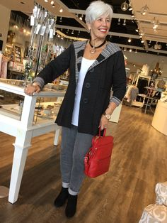 August 2016 Have fun with fashion this fall with a cozy hoodie fitted cardi from Habitat that looks just fab with jeans!