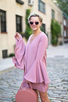 Dress: Keepsake (shop my other favorite bell sleeve styles below). Sunglasses: Illesteva (also love these). Flats: Chanel (similar). Heels: Old, similar. Bag: Mansur Gavriel. Thank you to Nordstrom for partnering on this post. JavaScript is...Read More