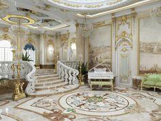 Luxury Antonovich Design is a luxury Interior Design Company in Dubai and interior architecture studio in Dubai. Complete Interior Design Services, Fit Out Services, Architecture. Luxury Homes Dream Houses, Luxury Homes Interior, Luxury Home Decor, Interior Design Companies, Luxury Interior Design, Design Furniture, Palaces, Luxurious Bedrooms, House Design