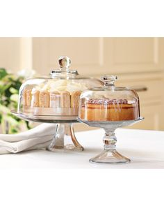 Shop cake dome from Williams Sonoma. Our expertly crafted collections offer a wide of range of cooking tools and kitchen appliances, including a variety of cake dome. Kitchen Supplies, Kitchen Items, Home Decor Kitchen, Cake Stand With Dome, Cake Dome, Cupcake Stands, Glass Cakes, Williams Sonoma, Cake Plates