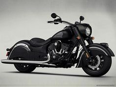 The first pictures of the soon to be launched Indian Dark Horse has leaked online,just days before its official unveil at Chicago.The motorcycle as suspected will be based on the Indian Chief (that is currently available in India ), and is quite possibly the meanest bike to have ever come out of the American manufacturer's stable. The new Dark horse is a completely blacked out version of the chief ,with a single saddle and blackened body panels.The exhaust is finished in chrome , which along…