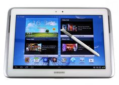 Samsung Galexy note 10.1 I already gave up my iPhone for the Galexy note cell so now I think it's time to trade in my ipad for this tablet
