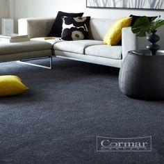 Cormar Sensation - Grey Black