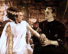 Bride Of Frankenstein Cosplay