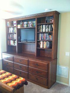 Dresser / Book Case