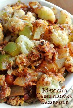 Mexican Cauliflower Recipe on Yummly