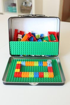 DIY Portable Lego Kit | DIY for Life