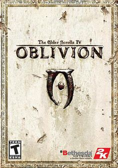 The Elder Scrolls IV: Oblivion, the hardest one among all. Best played with maximum video settings.