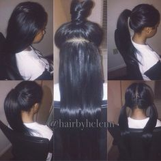 vixen sew in memphis | Instagram photo by hairbyhelenn - Vixen sew in, who would know this ...