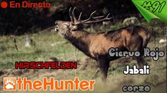 The Hunter Classic #91 - Hirschfelden - Ciervo Rojo, Jabali, Corzo - Esp...