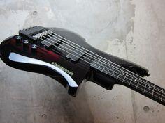 Steinberger XQ-25W '90 / Mod Sp Black http://www.waku-ya.com/product/794
