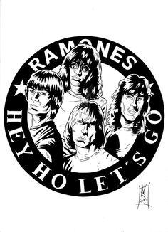 The Ramones | The Ramones | Fondos de pantalla de Fondos de pantalla de The Ramones ...
