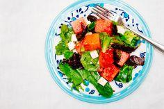 Watermelon Ricotta Salata Salad is a perfect salad for summer | The Taste SF