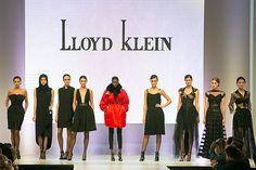 Lloyd Klein Holiday Collection 2015 Runway