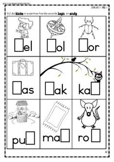 Preschool Learning, Worksheets, Gallery Wall, Afrikaans, Google Search, Kids, Young Children, Boys, Literacy Centers