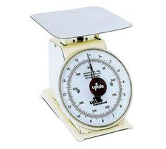 Scales have a rugged easy to clean enamel finish. Large easy-to-read dials. Features a x platform. - Food Scale - Ideas of Food Scale Electronic Kitchen Scales, Kitchen Electronics, Electronic Scale, Digital Kitchen Scales, Digital Food Scale, Digital Pocket Scale, Kitchen Measuring Tools, Floor Scale, Industrial Scales