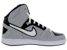 $76 + Free shipping Nike Men's Son of Force Size 8 US White Black Wolf Grey 705466101 Sneaker Shoes | eBay