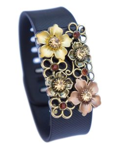 Fitbit Charge/Charge hr jewelry accessories will help you stay fabulously fashionable while wearing your favorite fitness