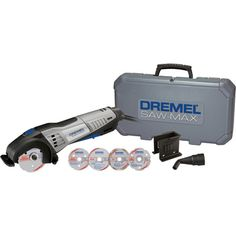 FREE SHIPPING — Dremel Saw-Max Handheld Saw — 120 Volt, Model# SM20-02