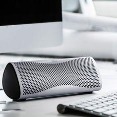 KEF MUO Bluetooth Portable Wireless Speaker
