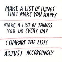 Adjust.