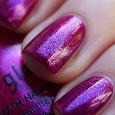 China Glaze Nail Polish - Purple Pleaser