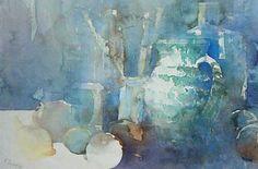 Lydia Leydolf: Krug aus Gmundner Keramik
