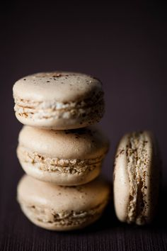 Coffee Macarons Recipe