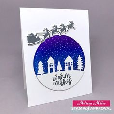 Welcome to the final day of our big three day blog hop celebrating the new Winterhaven Stamp of Approval release launching tomorrow from Catherine Pooler Designs. You should have arrived here from …