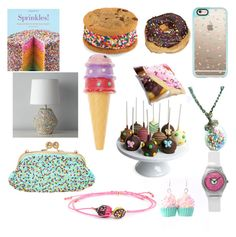 """""""SPRINKLES"""" by jaylao on Polyvore featuring art"""